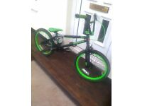 BIKE - BMX -BLANK MEDIA -LTD EDITION -IN VGC -NEAR NEW!