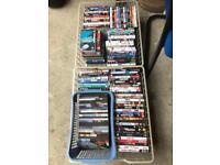 175 dvd's