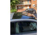 Brand new Fiat 500 beige