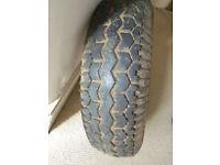 Trailer wheel + tyre KENDA