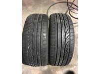 215/55/16 brand new tyres