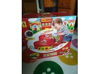 Still in box, Ferrari Play & Go Racing Town track