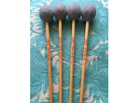 Percussion Mallets and Bag