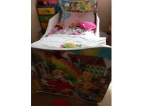Lovely princess bed. Year 1-8.