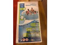 Swimming pool 10ft brand new + pump + cover