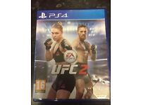 Ufc for PS4 in great condition