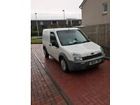 FORD TRANSIT CONNECT £750