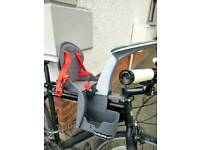 Weeride kangaroo childs bike seat