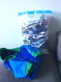 3-6 month old clothes bundle for boy