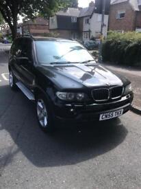 BMW X5 swap