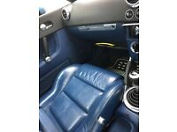 Audi TT blue would accept swap for small van or cleo
