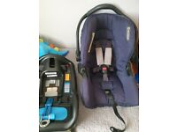Baby/Childs Isofix car seat