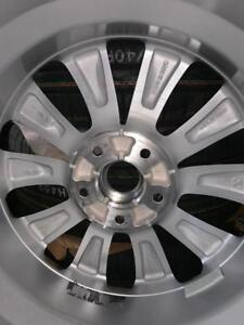 winter package rims and tire bridgestone  225 65 17 blizzak winter