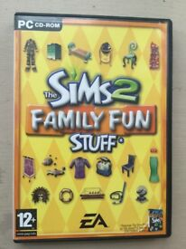 Sims 2 base game and expansion packs