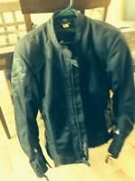 Never worn women's motorcycle jacket