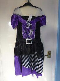Pirate Witch Fancy Dress costume