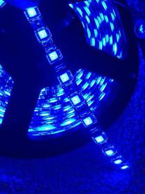 12v blue LED strip