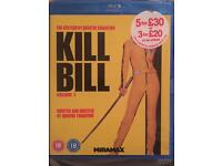 Kill Bill Volume 1 - Bluray Disc