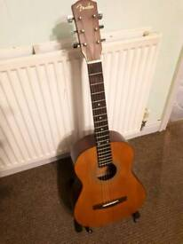 Fender ma1 acoustic guitar