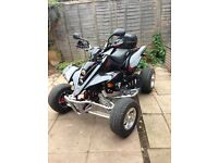 Quad Shineray stixe racing 250cc