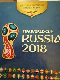 Updated 05.08 - World cup panini stickers swaps and need