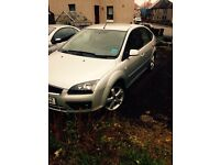 Ford focus zetec with climate pack reduced to 950