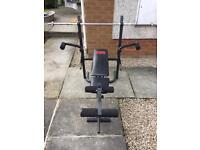 Multi gym bench