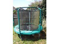 8ft Skyhigh plus trampoline