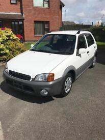 Toyota Starlet VERY RARE FOUR WHEEL DRIVE only 32,000 miles