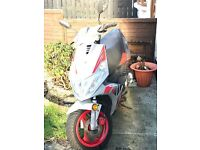 Generic xor 50 cc needs throttle cable £10 and kick start £15 v5 here and 7 months mot
