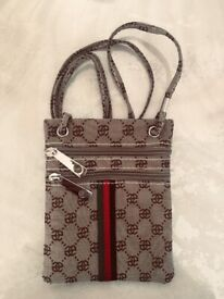 6309c8bae3f7 Cross body Gucci bag at only £25
