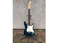 Ridgewood Stratocaster Style Electric Guitar