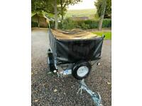 Ifor Williams P5e Unbraked Trailer with Ramp