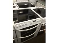 HOTPOINT ceramic top electric cooker £169