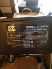 Evo Labs 750w PCU