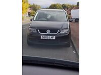 Vw touran 7 seater £1,999