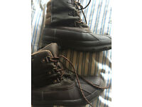 Ladies hiking boots M&S size 7 very good condition