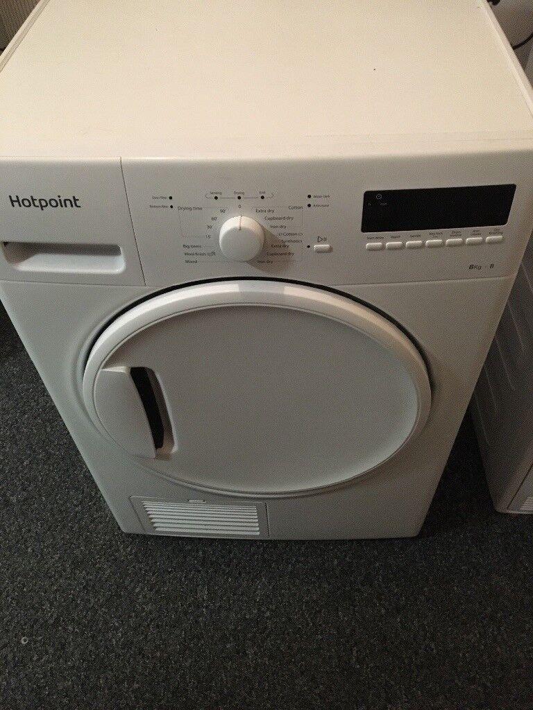 Hotpoint condenser tumble dryer £150