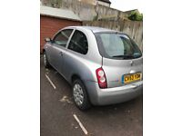 Great car very economical, perfect for those first time drivers. MOT exp March 2019