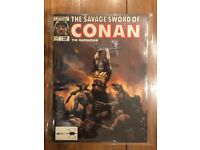 Savage Sword of Conan Issue 148