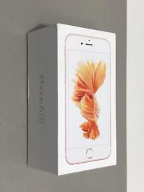iPhone 6S 64 GB Unlocked mint condition