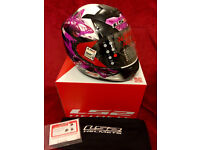 LS2 Motorcycle Helmet Ladies Size XS