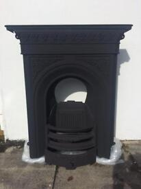 Brand New Nottage Cast Iron Fireplace