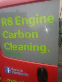 Carbon cleaning. Hydrogen.