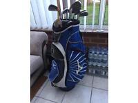 Callaway Mizuno Golf Set