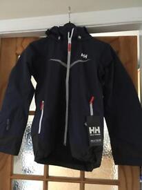 Boys new Helly Hanson Jacket 152/12