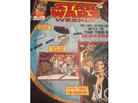 Star Wars Weekly Early Issues