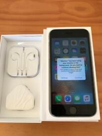 IPhone 6s space grey 32gb Unlocked with Apple warranty