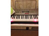 Casio LK-230 electro keyboard