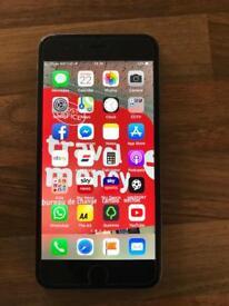 iPhone 6 Plus Black/Silver 64GB Unlocked